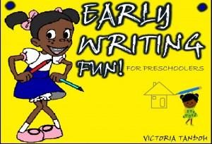 1 EARLY WRITING FUN F by victoria tandoh