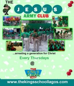 jusus-army-club