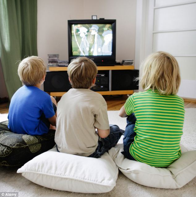 television in the lives of children essay