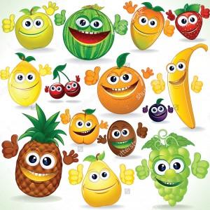 stock-vector-various-funny-cartoon-fruits-colorful-vector-clip-art-150528944