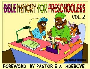 Bibe memory for preschoolers vol 2 by victoria tandoh
